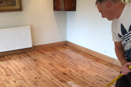 flooring project kent